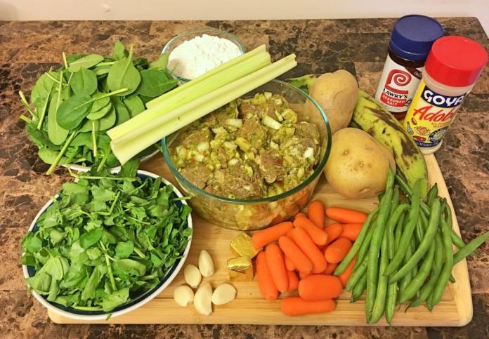 Haitian Bouillon Recipe