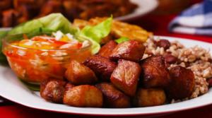 Haitian Griot Recipe