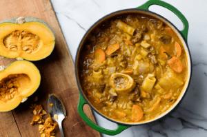 Soup Joumou Recipe