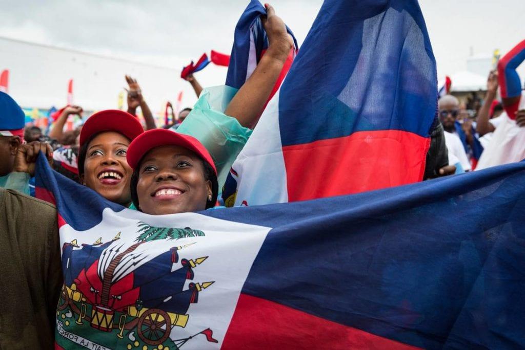 Haitian Flag Day celebration in Miami 2019