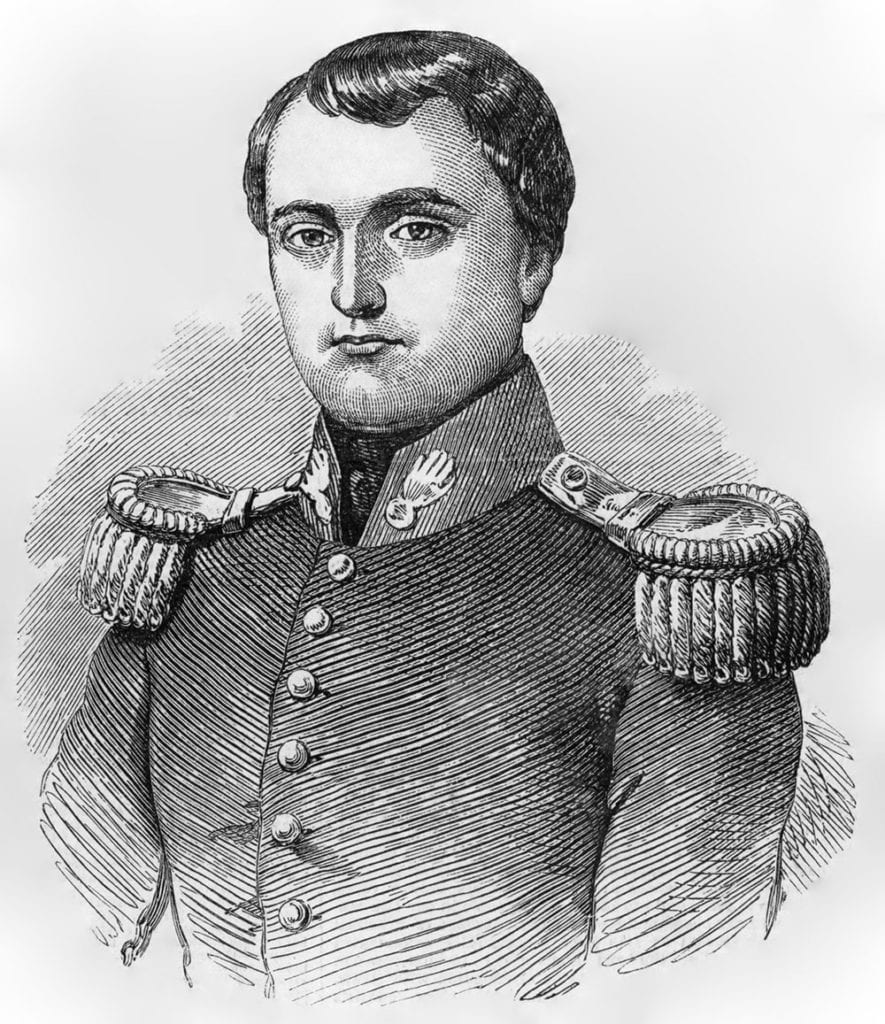 Illustration photo of Napoleon Bonaparte by Georgios