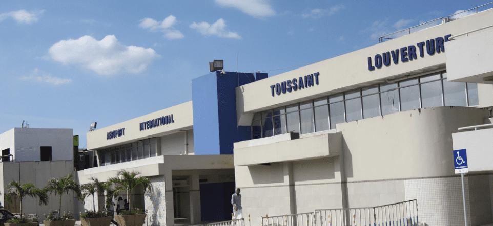 Port-au-Prince, Haiti, Toussaint L'Ouverture, Airport