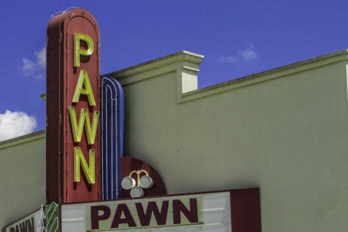 A New Hocke Pawn Shop